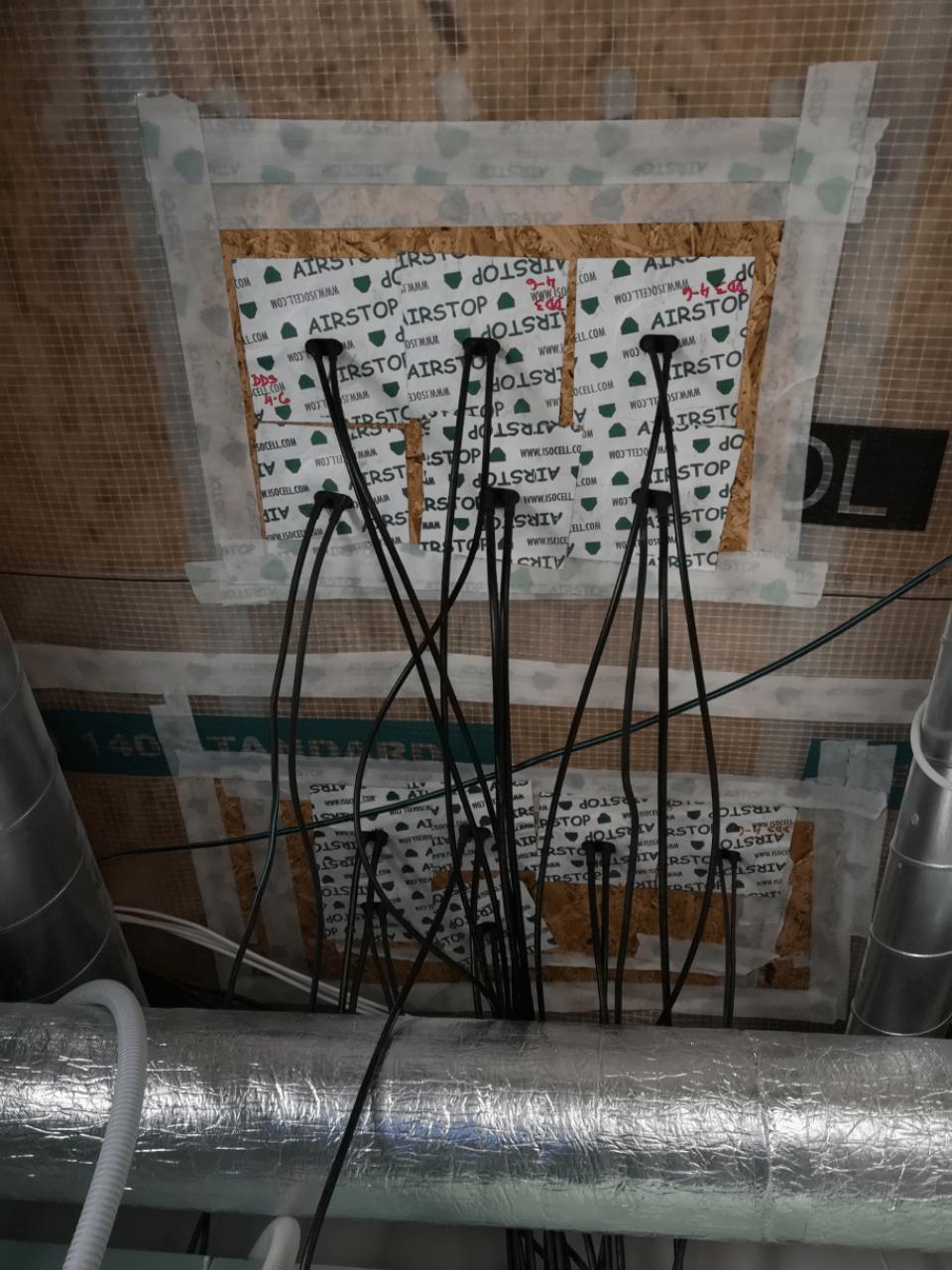 elektro prostupy